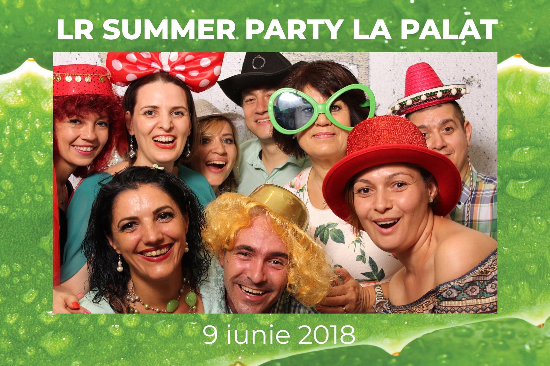 Cabina foto petrecere corporate