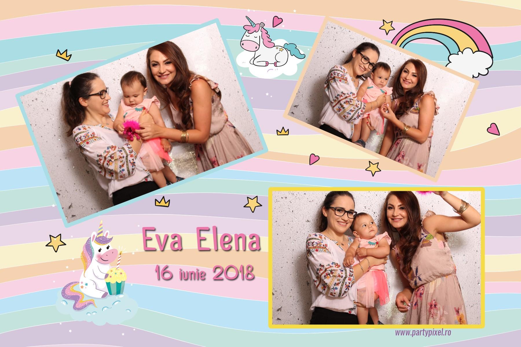 Cabina foto Botez Eva Elena