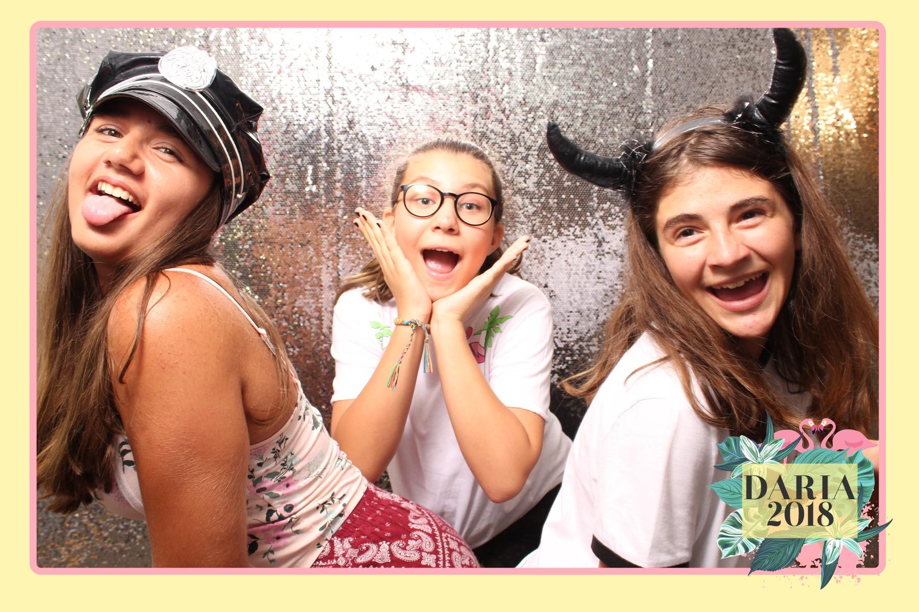 Cabina foto petrecere privata Daria
