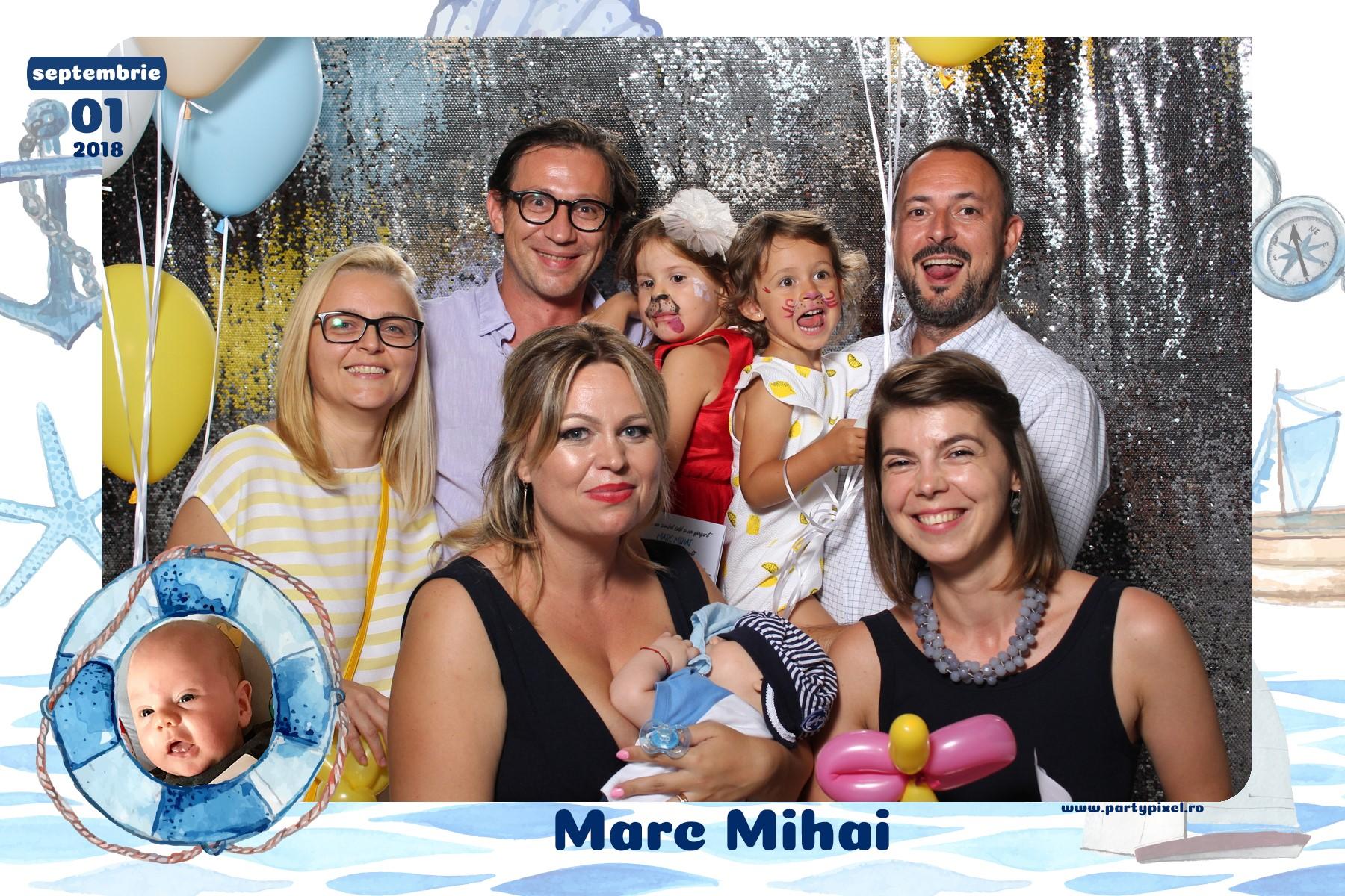 Cabina foto botez Marc Mihai
